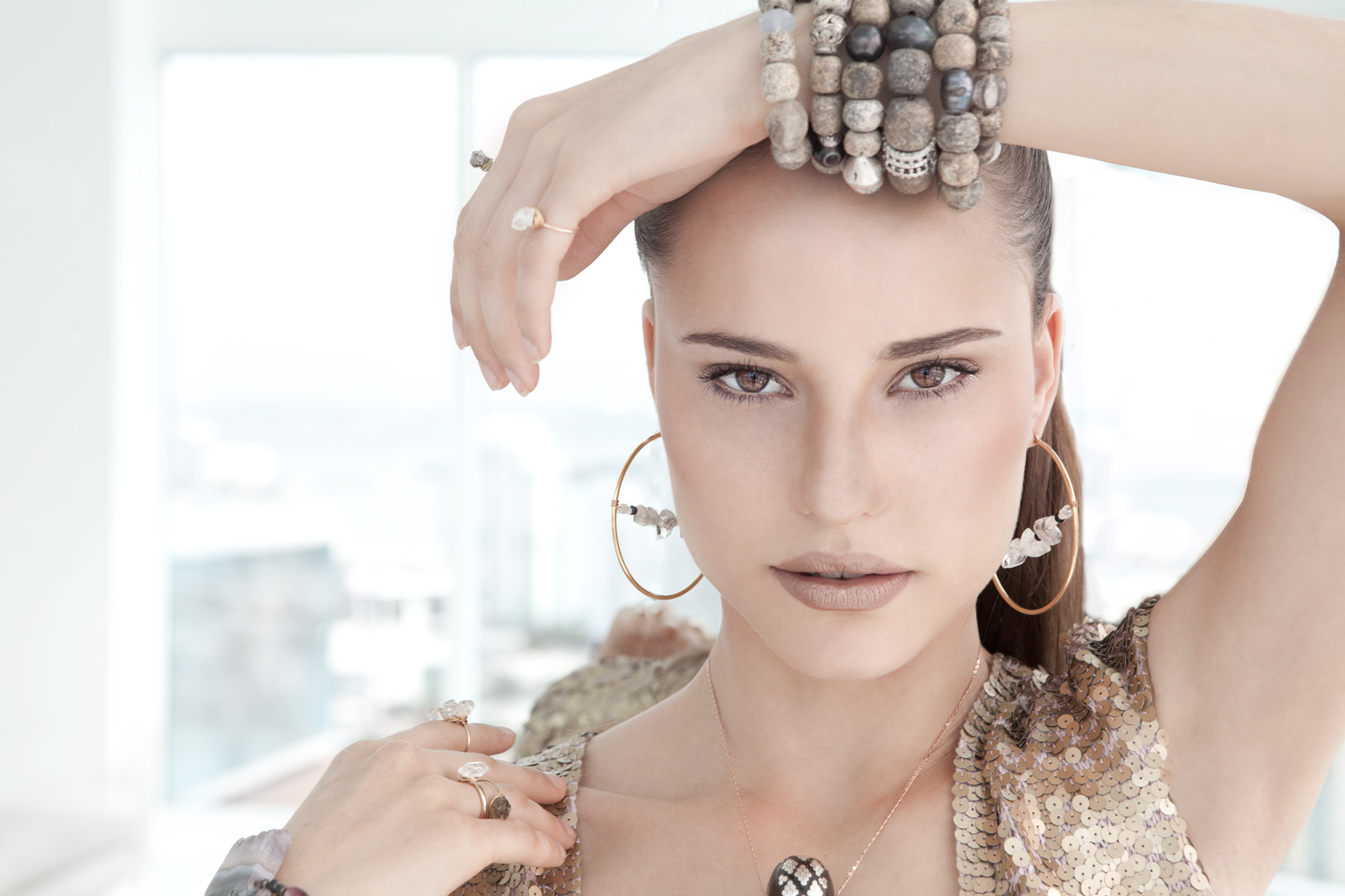 Jacqueline Bueno and Bruna Bueno, Mega Model Management, Miami, Fl Copyright Vanessa Rogers Photography