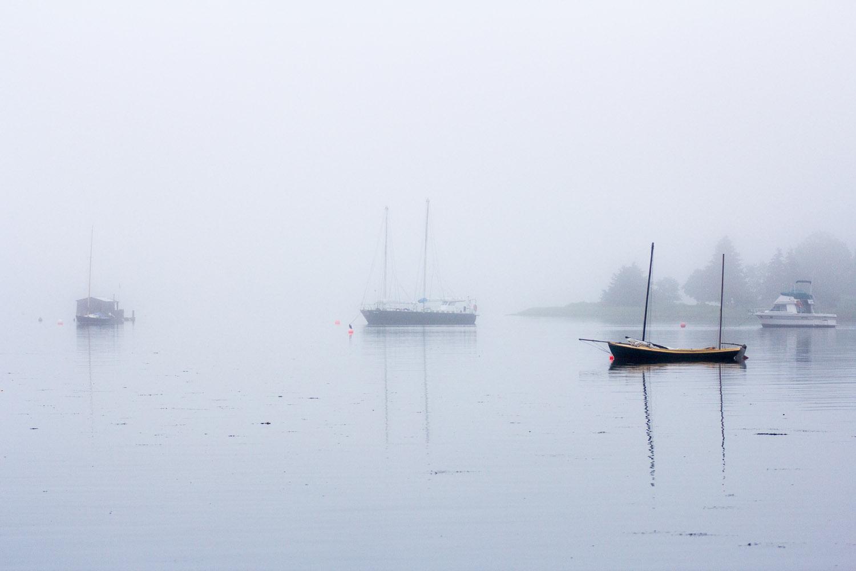 Lunenburg Harbour, Nova Scotia Copyright Vanessa Rogers Photography 2014
