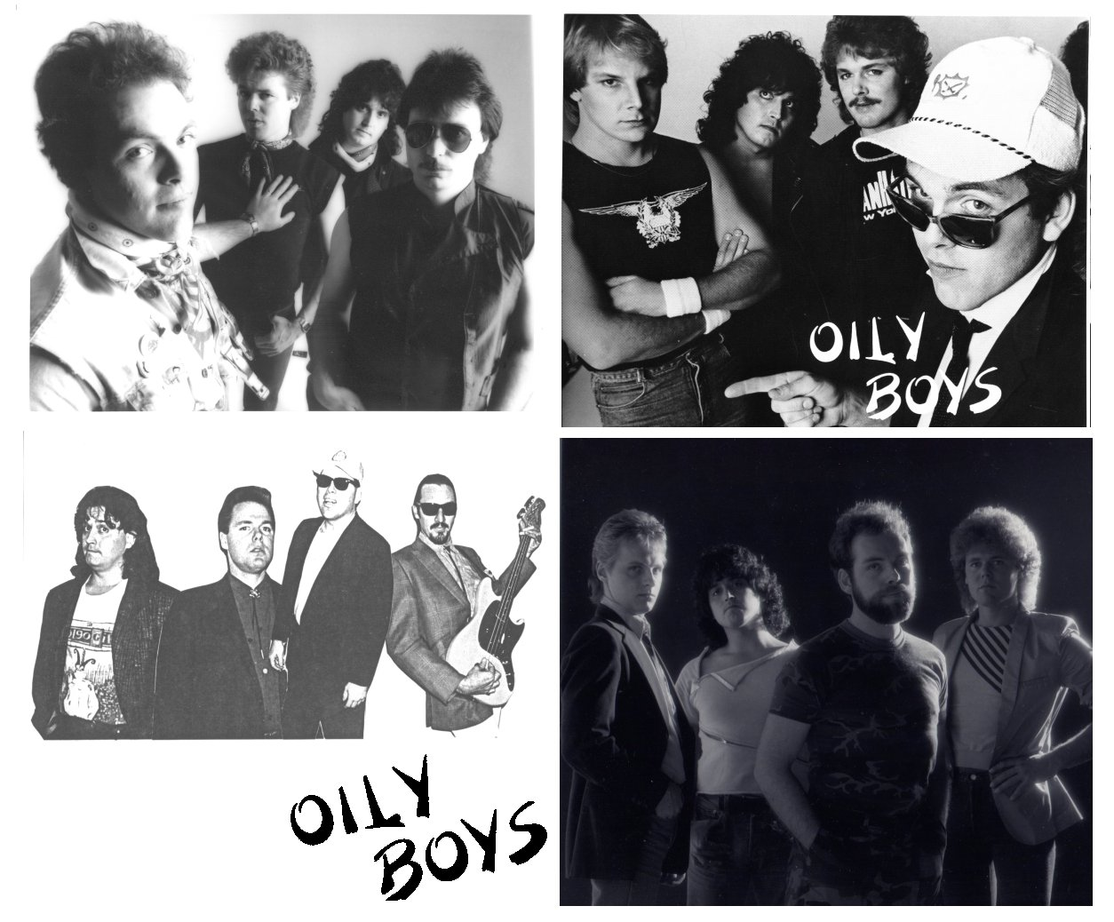 The Fabulous Oily Boys