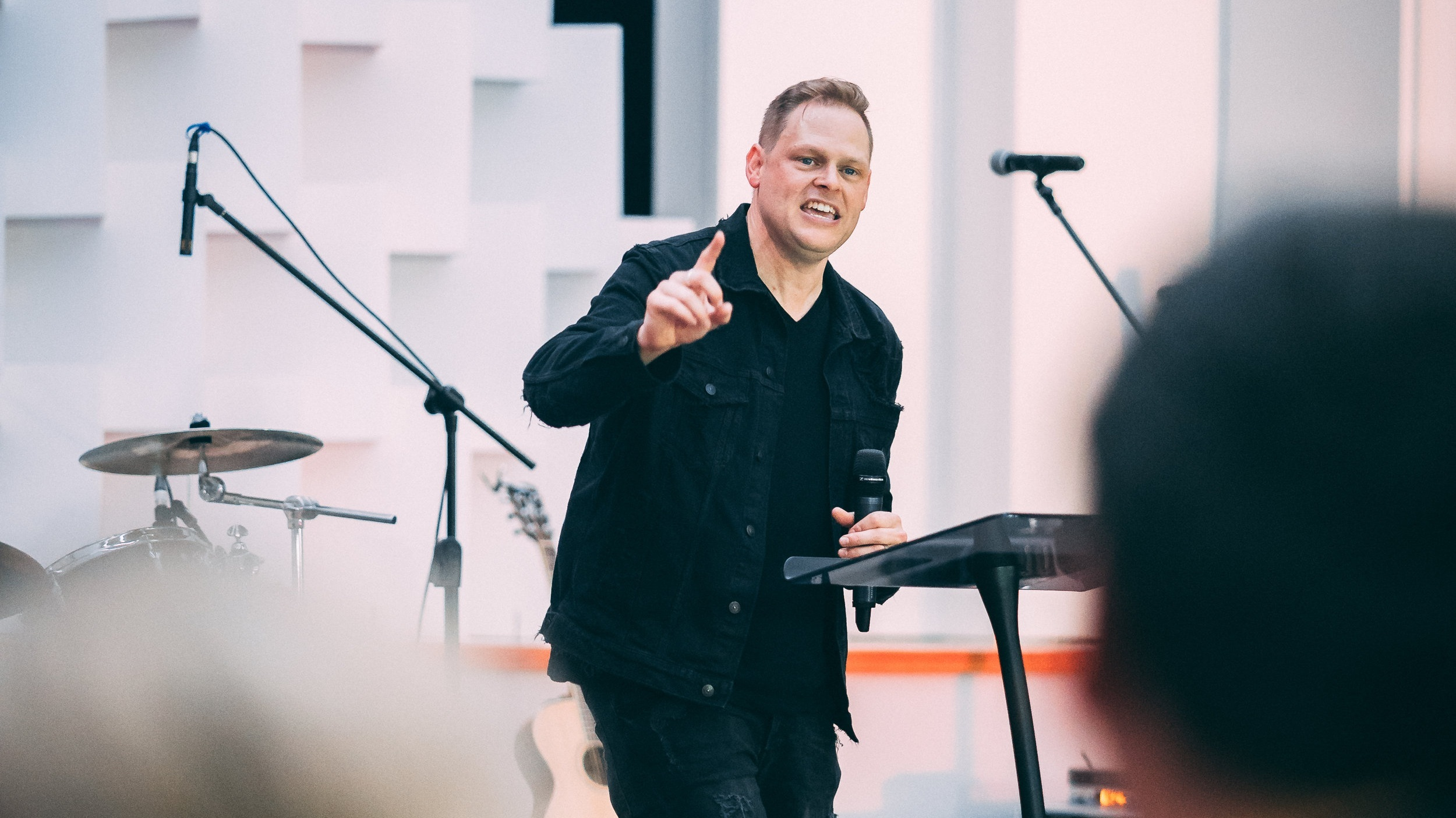 PREACHING - We are convinced that the Bible is God's living Word and causes our lives to be transformed and restored, enabling us to live lives that echo the grace and goodness of Jesus. At C3 Wellington, we are committed to preaching the Bible and bringing a message that is fueled by passion and full of faith.