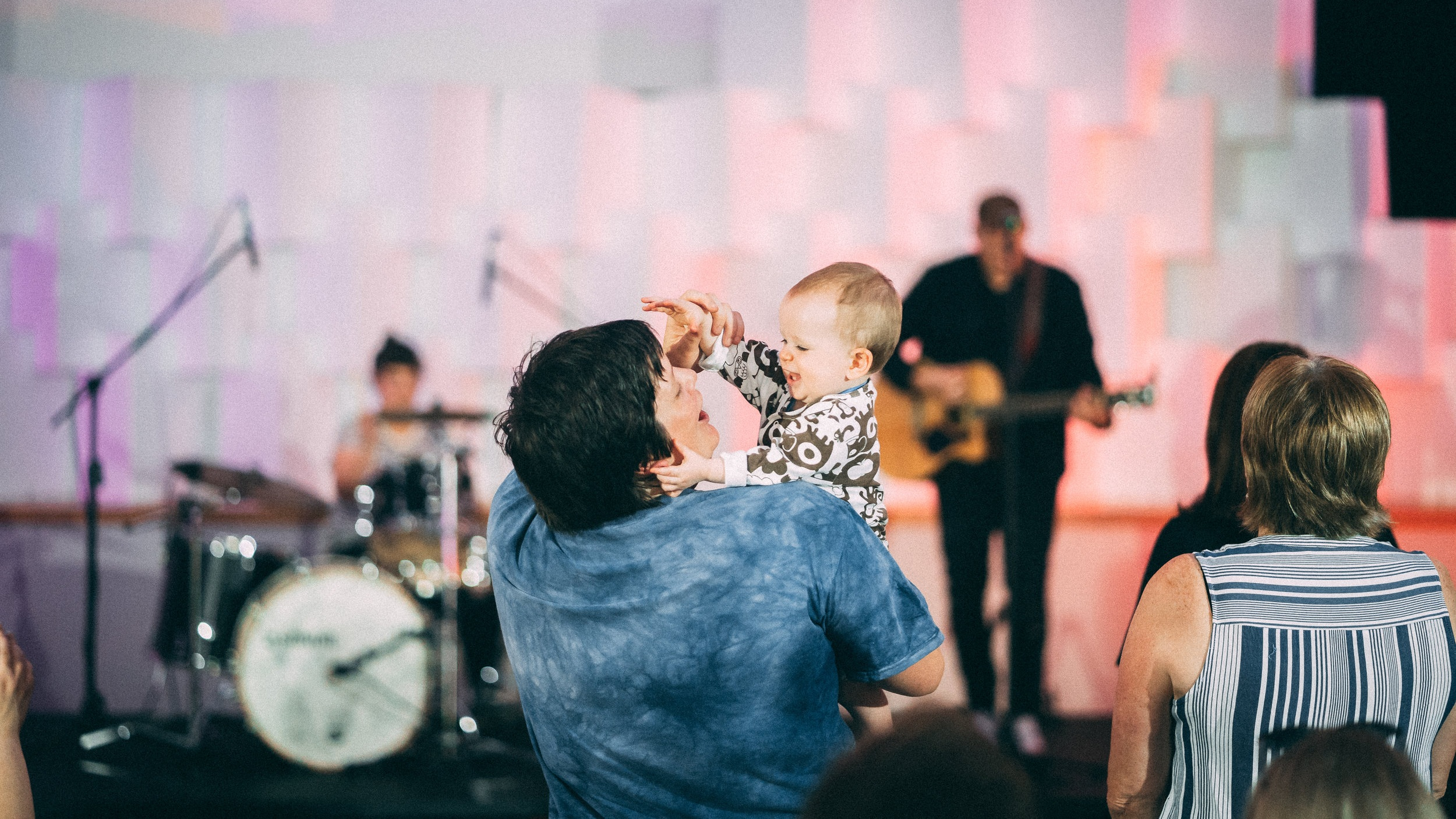 FAMILY - We celebrate family and it is a priority of ours that we make C3 Wellington a place that cultivates a love and desire for Jesus in every member of the family. We are passionate about creating an environment that enables all adults, young people and children to have a great church experience.