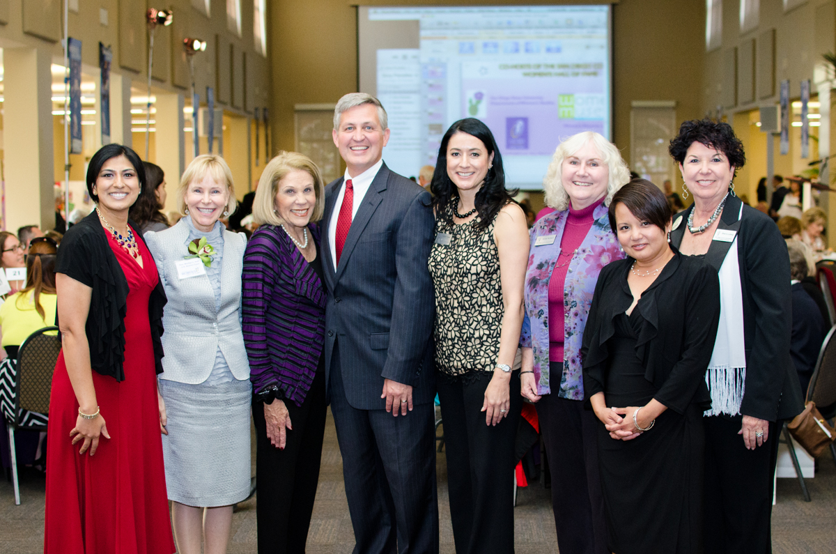 2014 Women's Hall of Fame