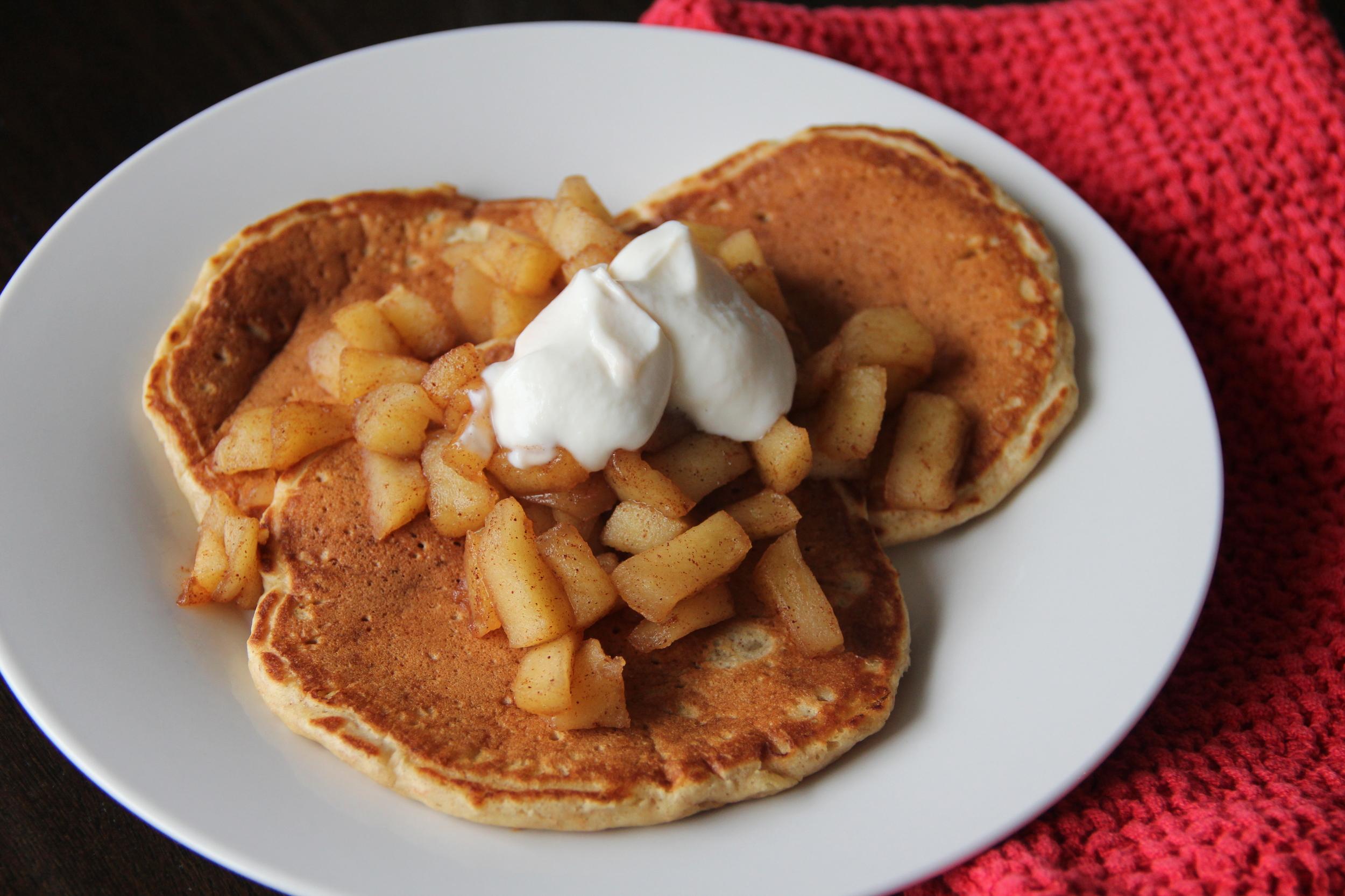 wholewheatpancakes
