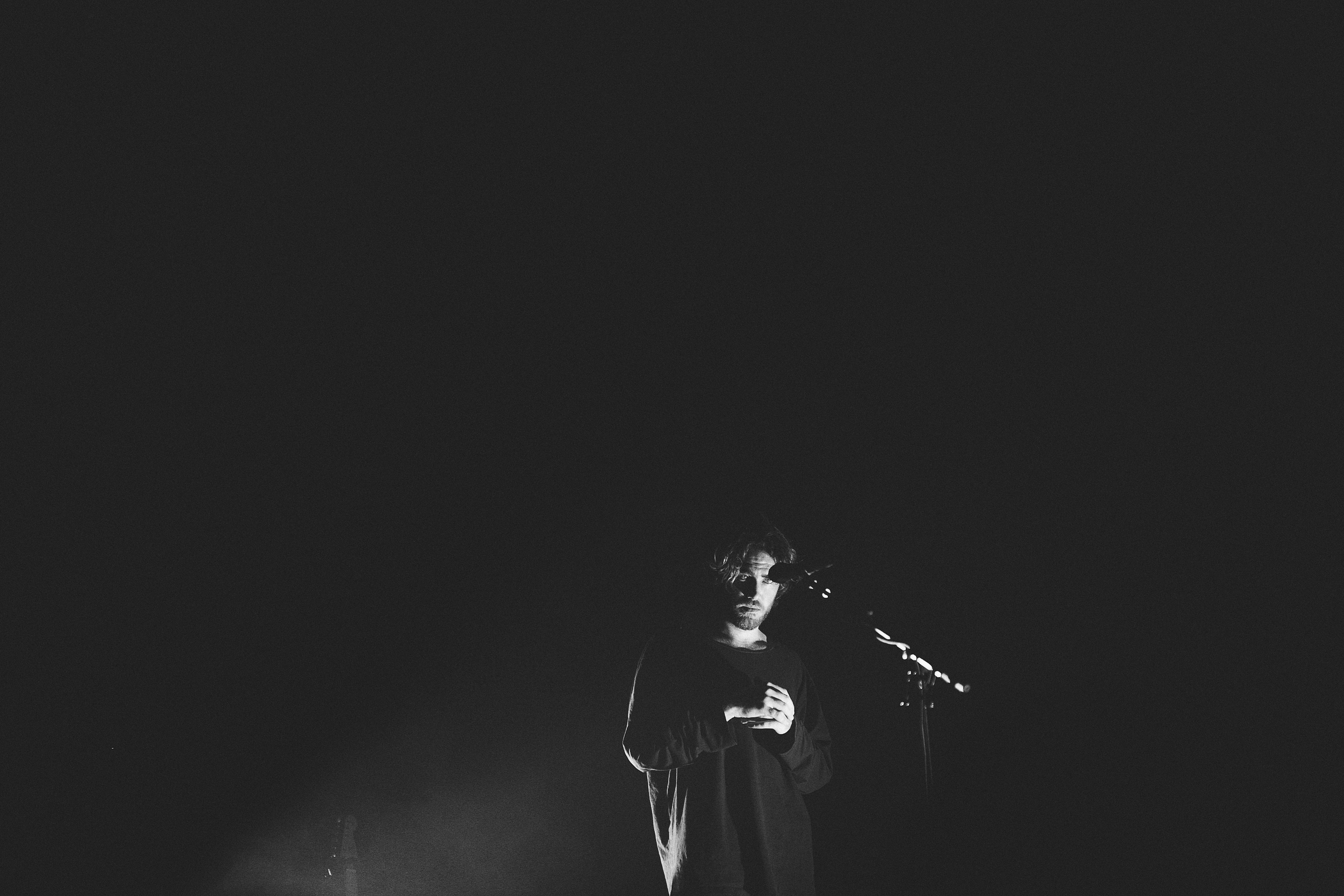 Matt Corby - Live at Thebarton Theatre, Adelaide - Tulleric Tour - Live Photographer - www.katherineschultzphotography.com 4