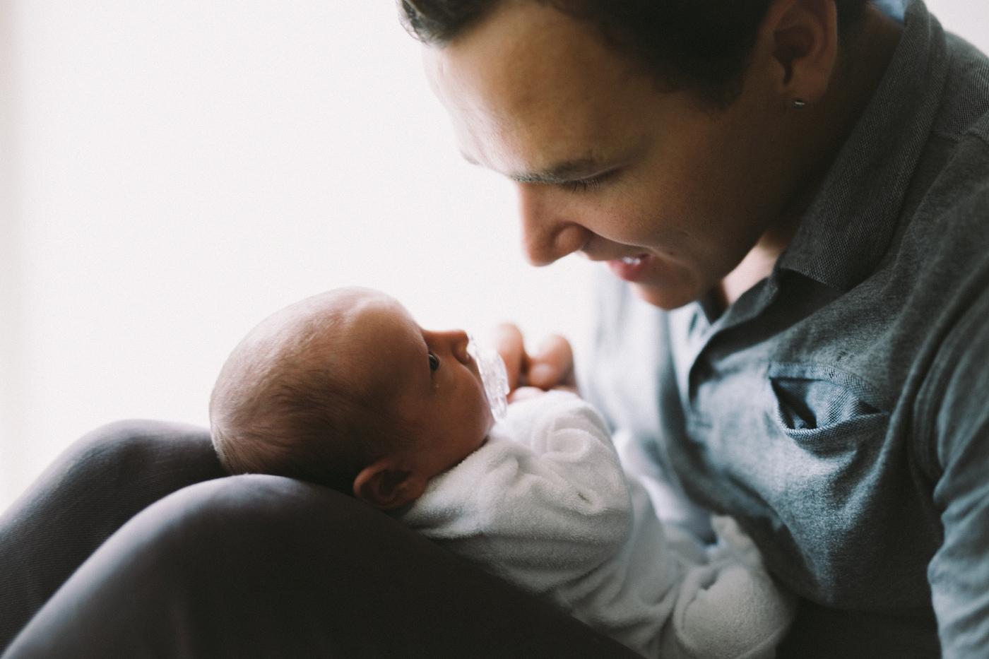 Baby Gracie - Katherine Schultz - Natural light newborn photographer in Adelaide - www.katherineschultzphotography.com