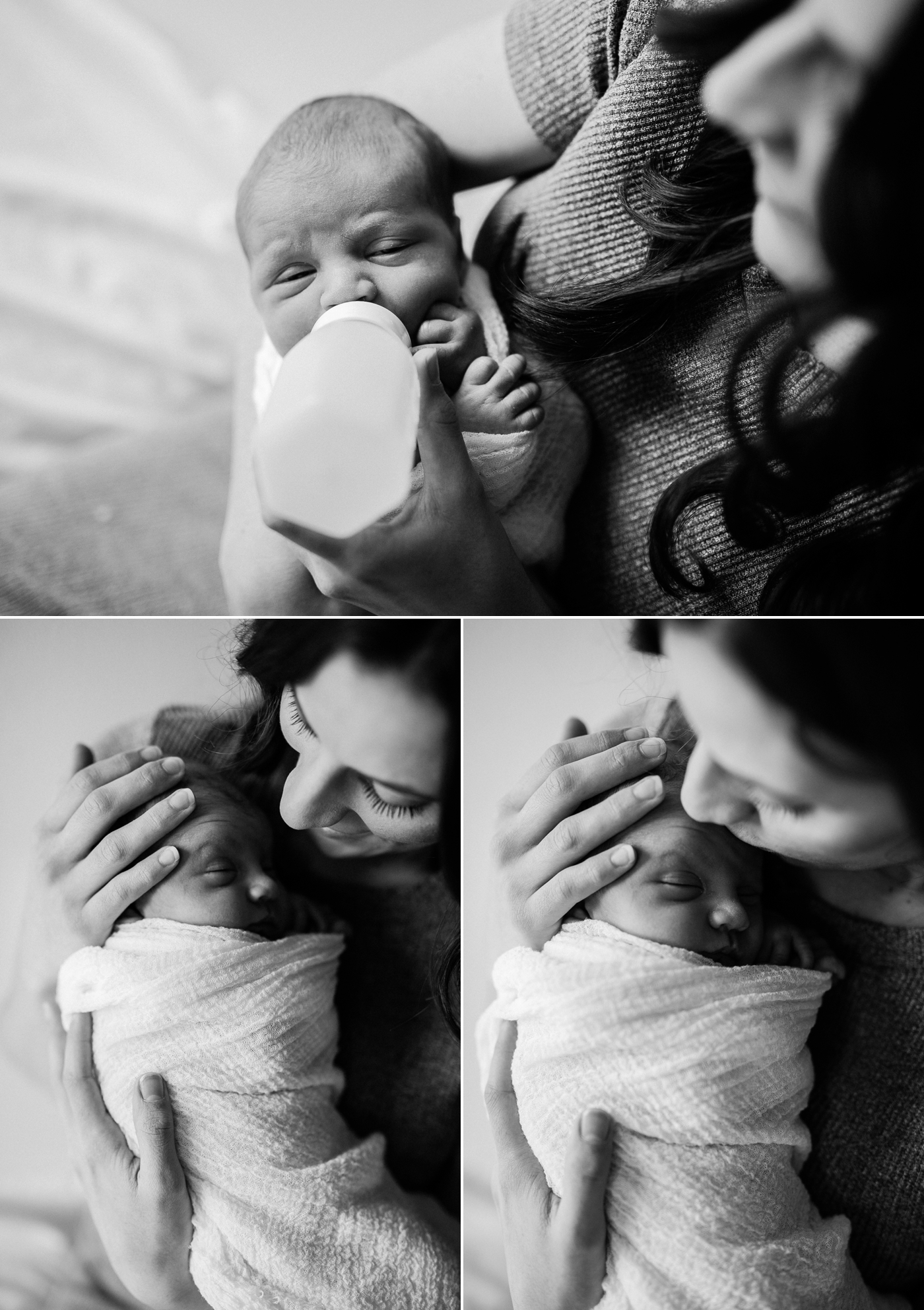 Baby Xavier - Natural light simple newborn photographer in Adelaide - www.katherineschultzphotography.com 6