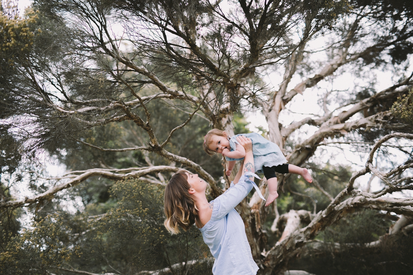 Caitlin and Billie - Natural family photographer in Adelaide - Candid and beautiful family photography in Adelaide - www.katherineschultzphotography.com