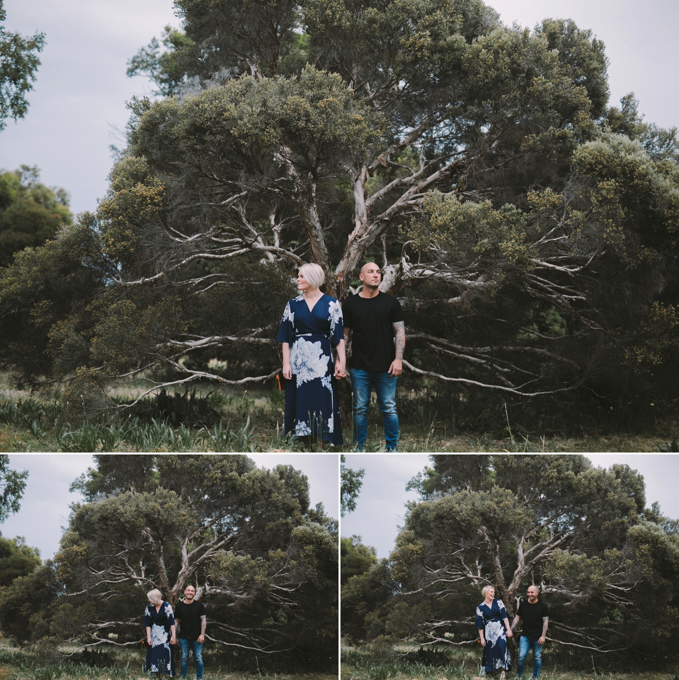 Georgia and Chris - Natural engagement photographer in Adelaide - www.katherineschultzphotography.com 5