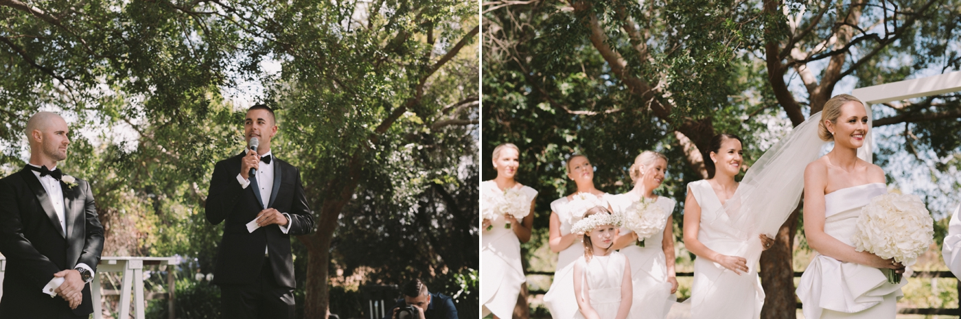 Bec and Brad - Waverley Estate Wedding - Natural wedding photographer in Adelaide - www.katherineschultzphotography.com