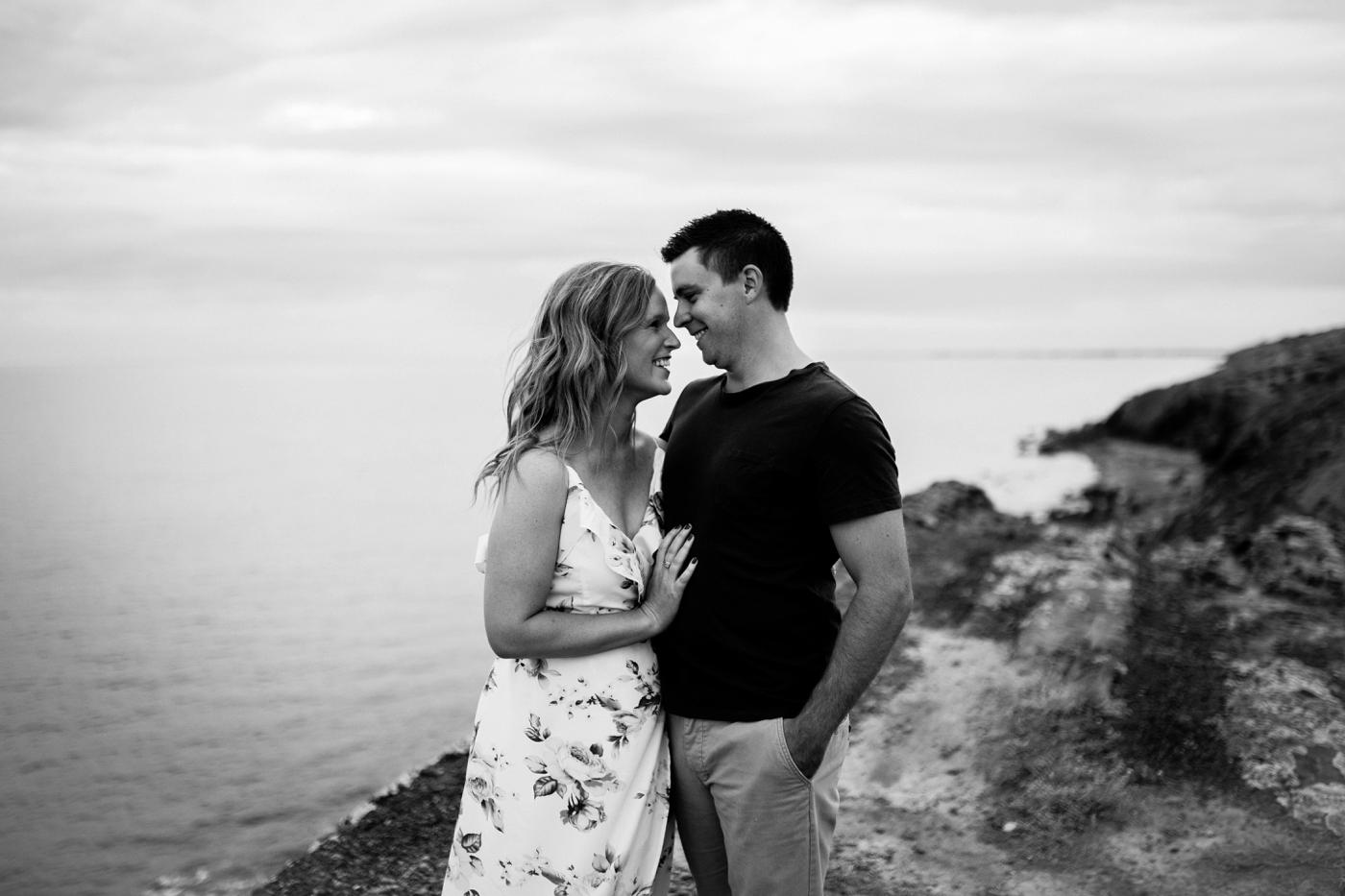 Lisa & Lachlan - Adelaide Engagement Photographer - Natural photographer in Adelaide - www.katherineschultzphotography.com 1