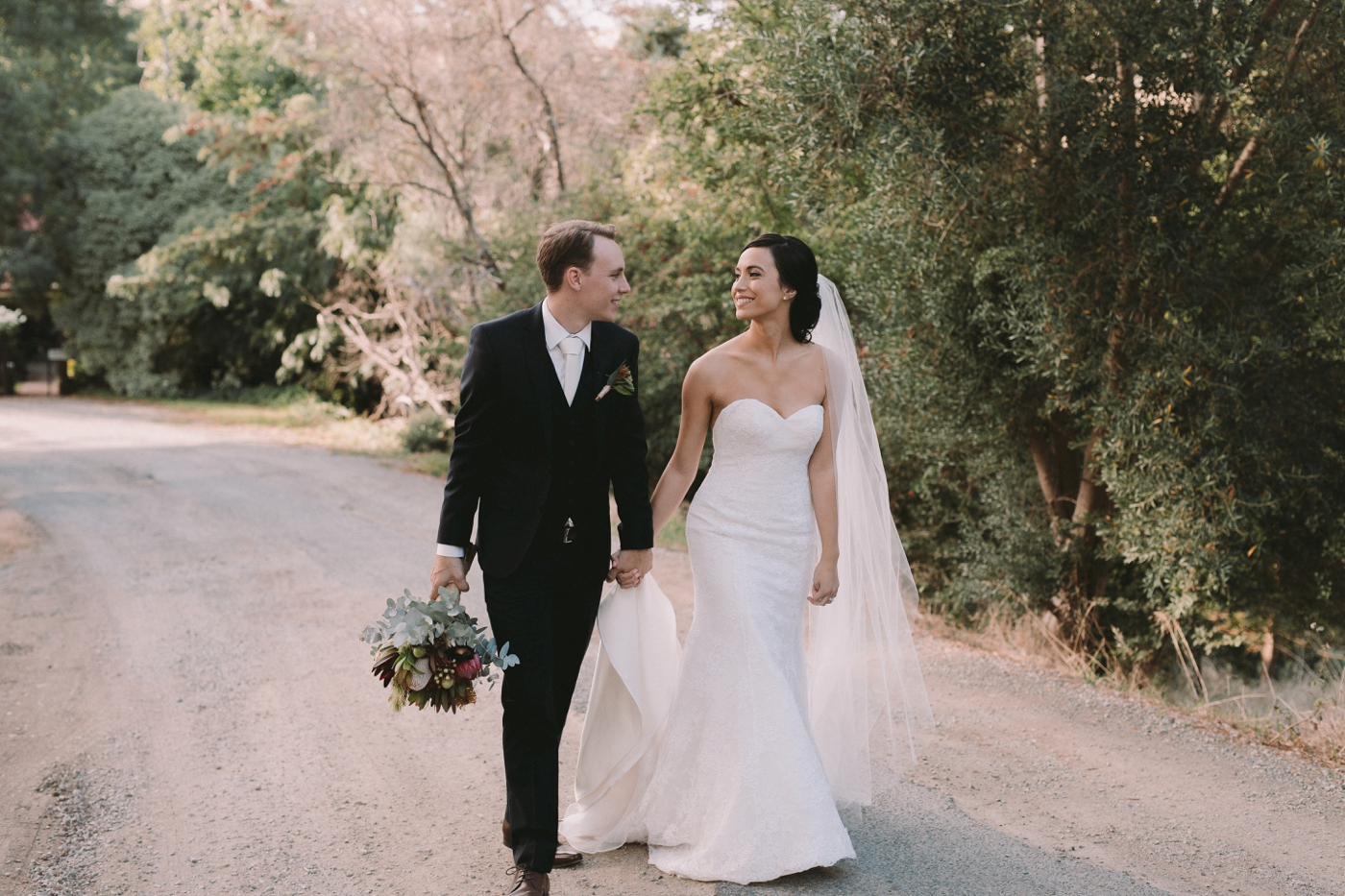 Jasmine and Adam - Natural wedding photographer in Adelaide - Candid Wedding Photographer Adelaide - www.katherineschultzphotography.com