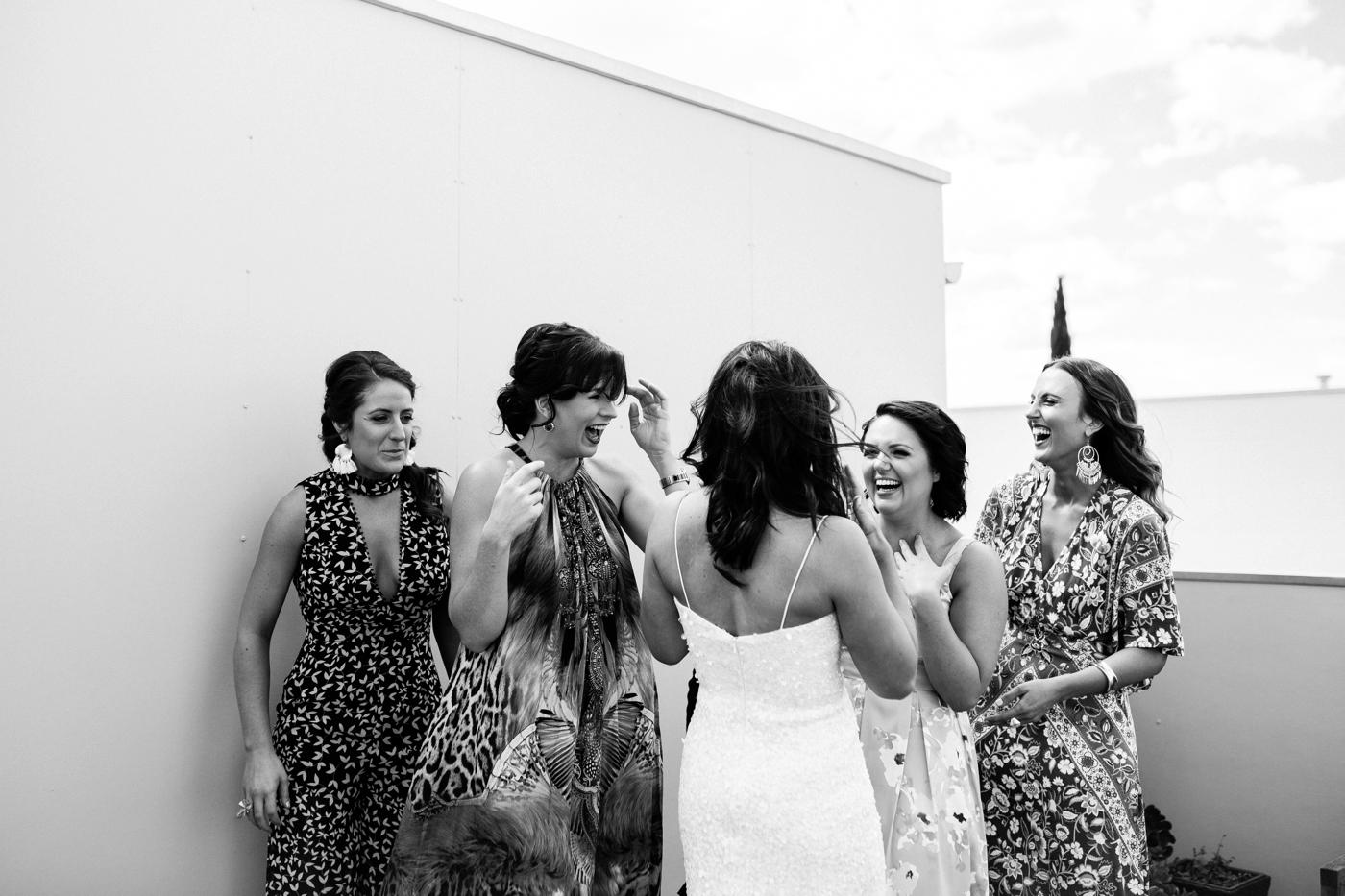Kellie & Brent - Adelaide City Wedding - Natural wedding photography in Adelaide - Katherine Schultz - www.katherineschultzphotography.com 13