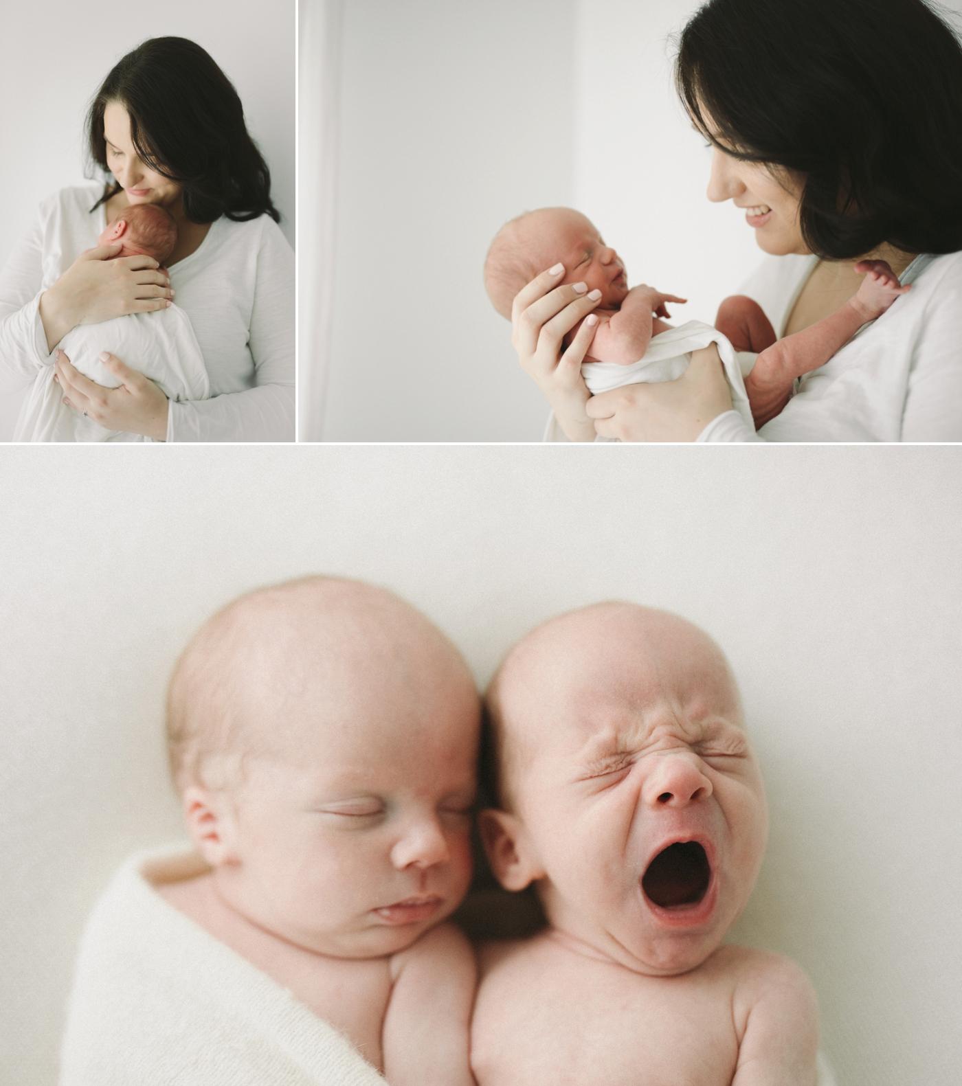 Fred & Otis - Twin Newborn Photographer - Natural Newborn Photographer in Adelaide - Simple, modern & beautiful newborn photography - Katherine Schultz - www.katherineschultzphotography.com_0011.jpg