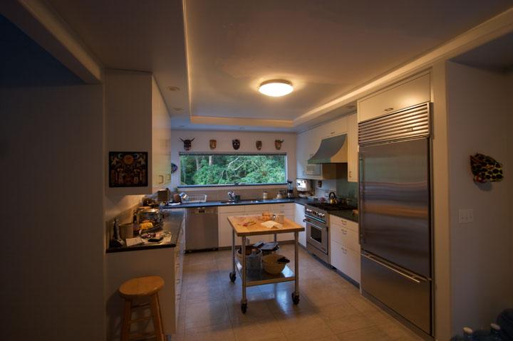 Bauhaus kitchen.