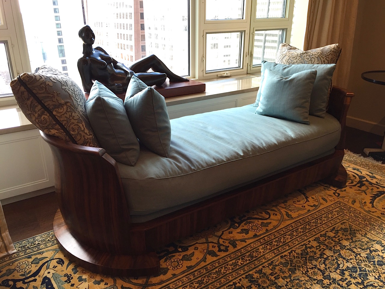 Pierre Chareau Day Bed