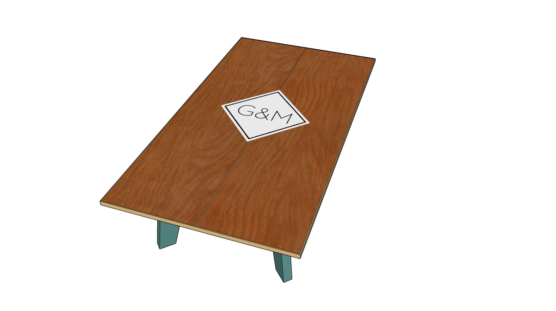 Ping Pong Conference Table