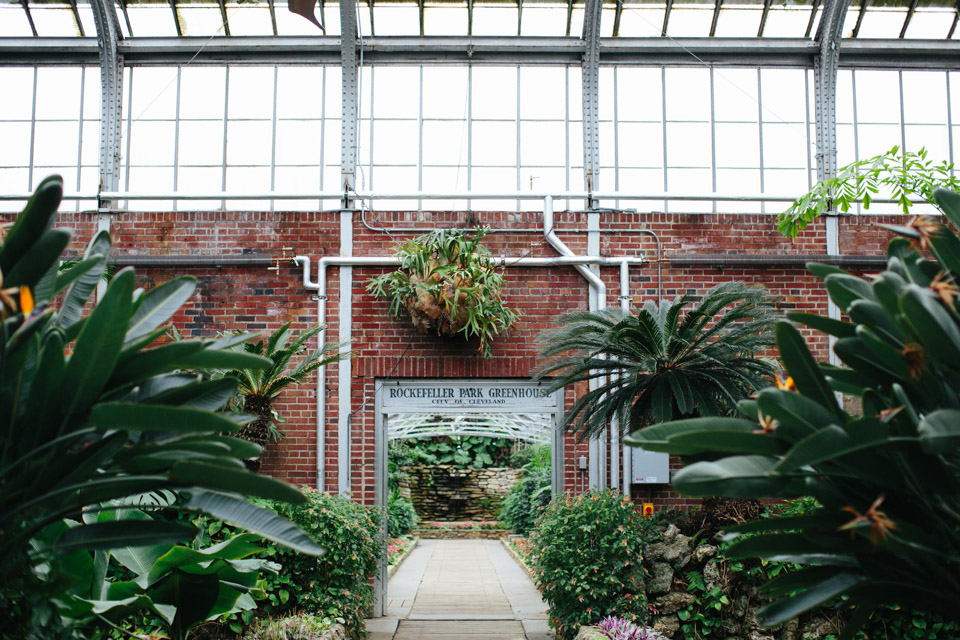 Rockefeller Greenhouse