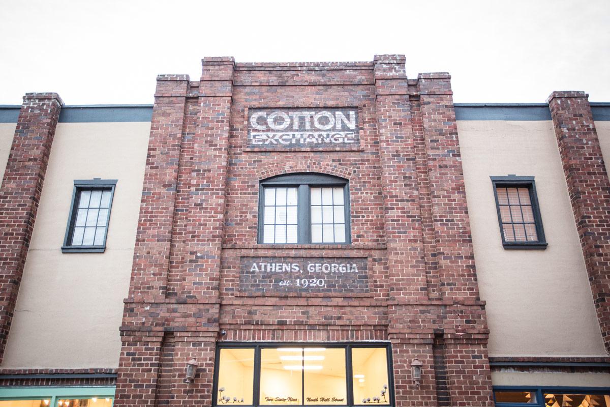 cotton exchange lofts athens ga