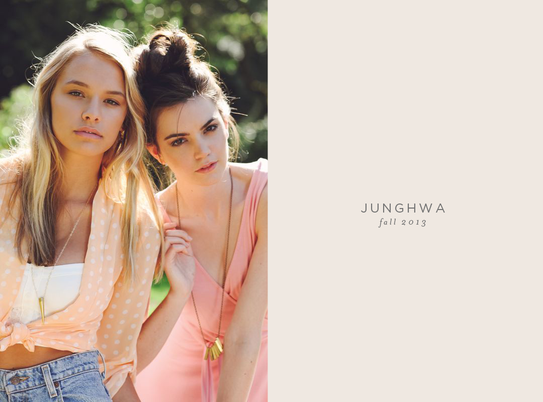 Junghwa by Amy Stewart