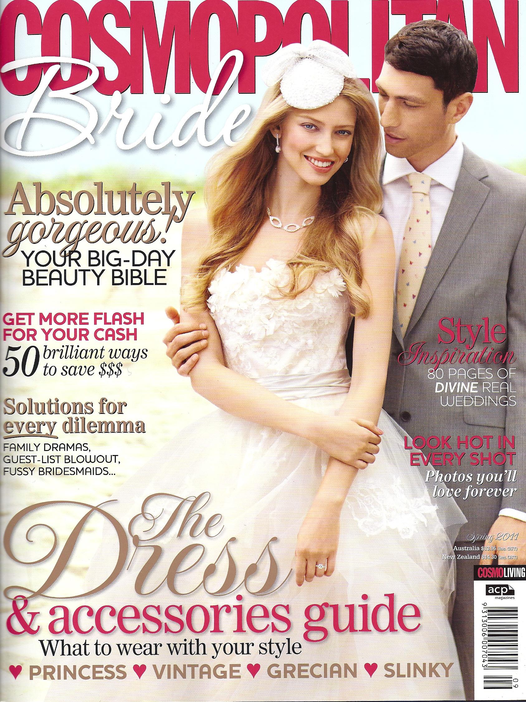 Cosmo Bride Spring '11