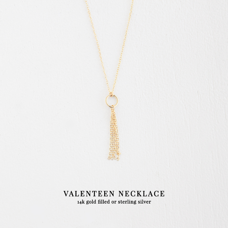 Junghwa Valenteen Necklace