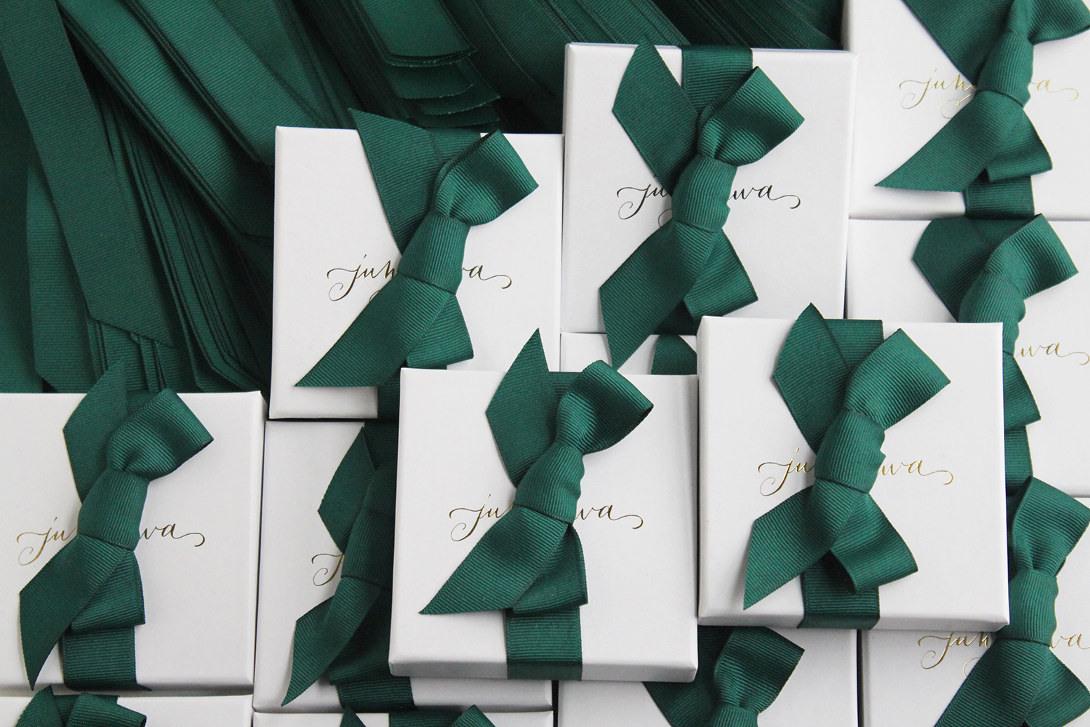 Junghwa by Amy Stewart - gift packaging