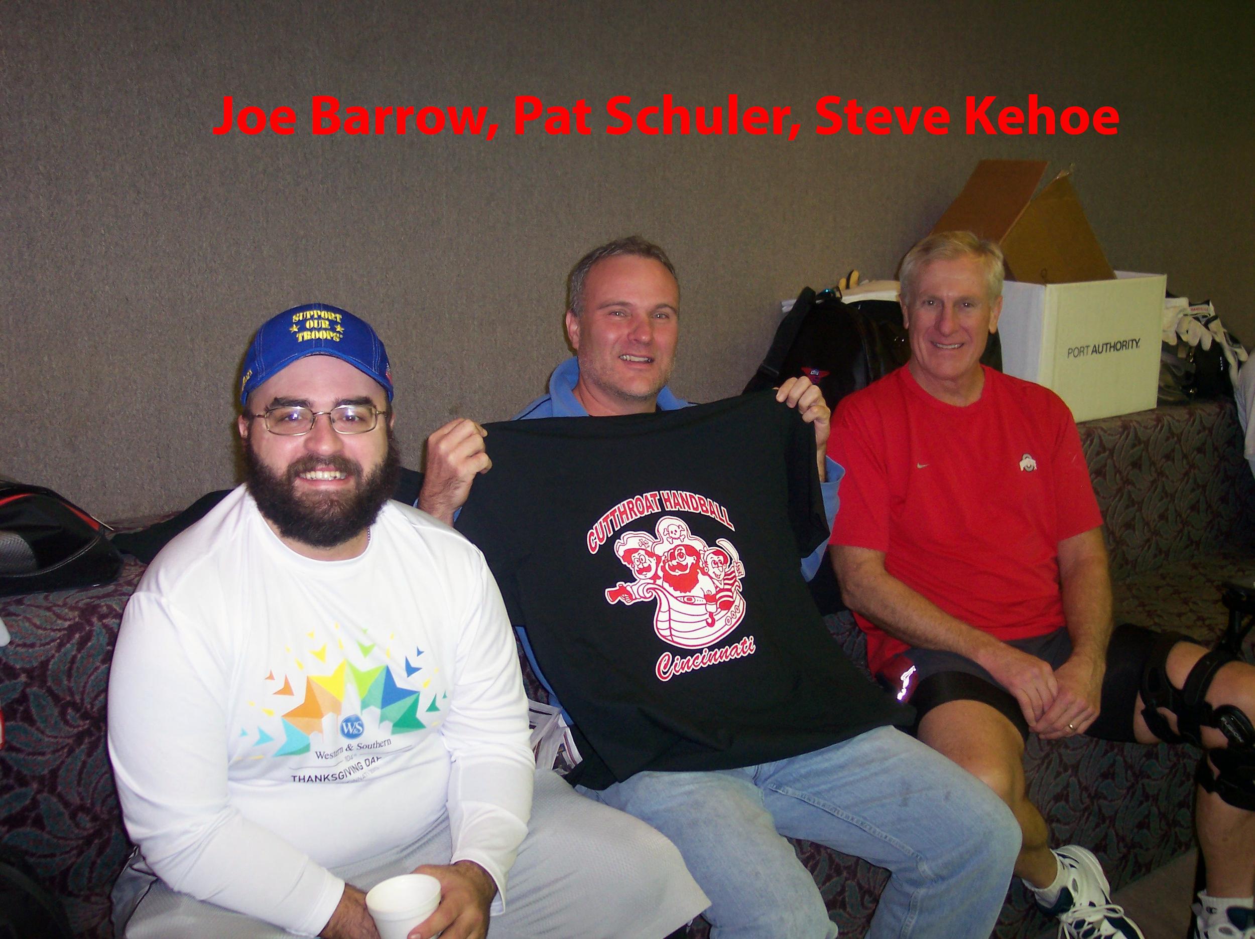 Joe Barrow, Pat Schuler, Steve Kehoe.png