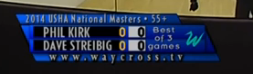 Click the above image to watch the 55+ Finals Match