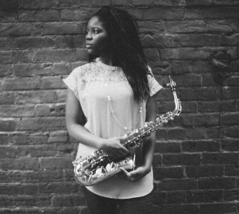 2019 Honoree | Anisha Rush, alto sax
