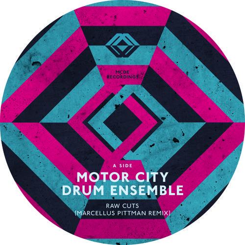 Motor City Drum Ensemble - Raw Cuts Remixes [MCDE1211]