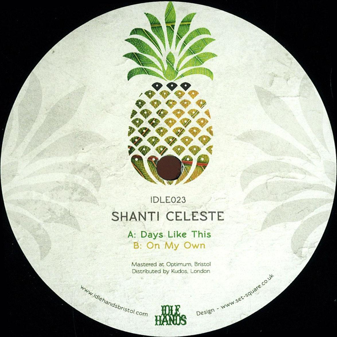 Shanti Celeste - Days Like This [IDLE023]