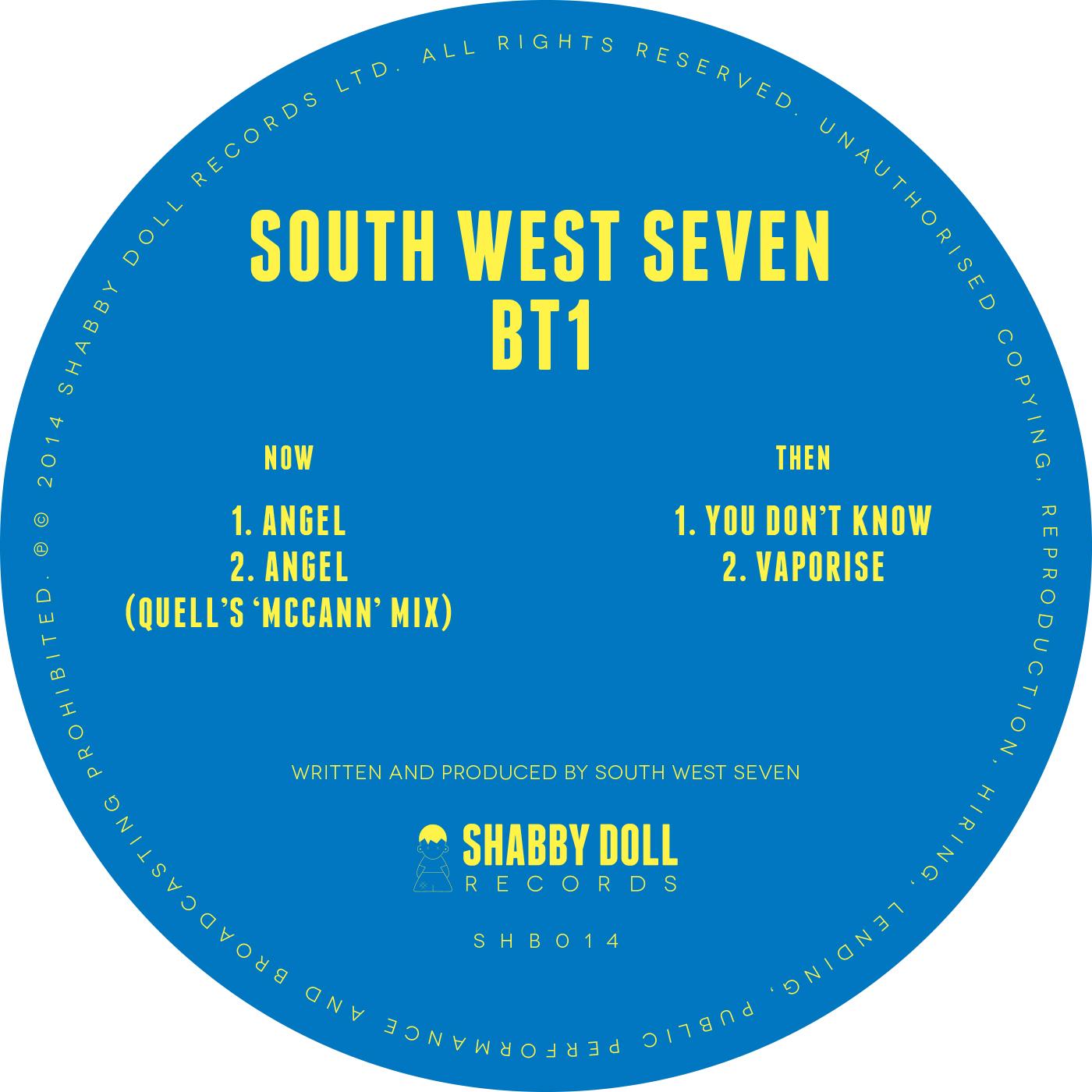 South West Seven - BT1 [SHB014]