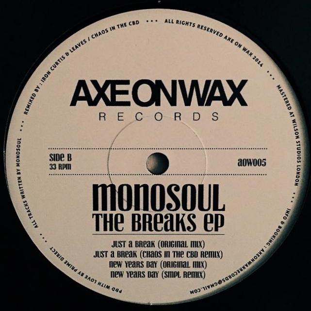 Monosoul - The Breaks [AOW005]