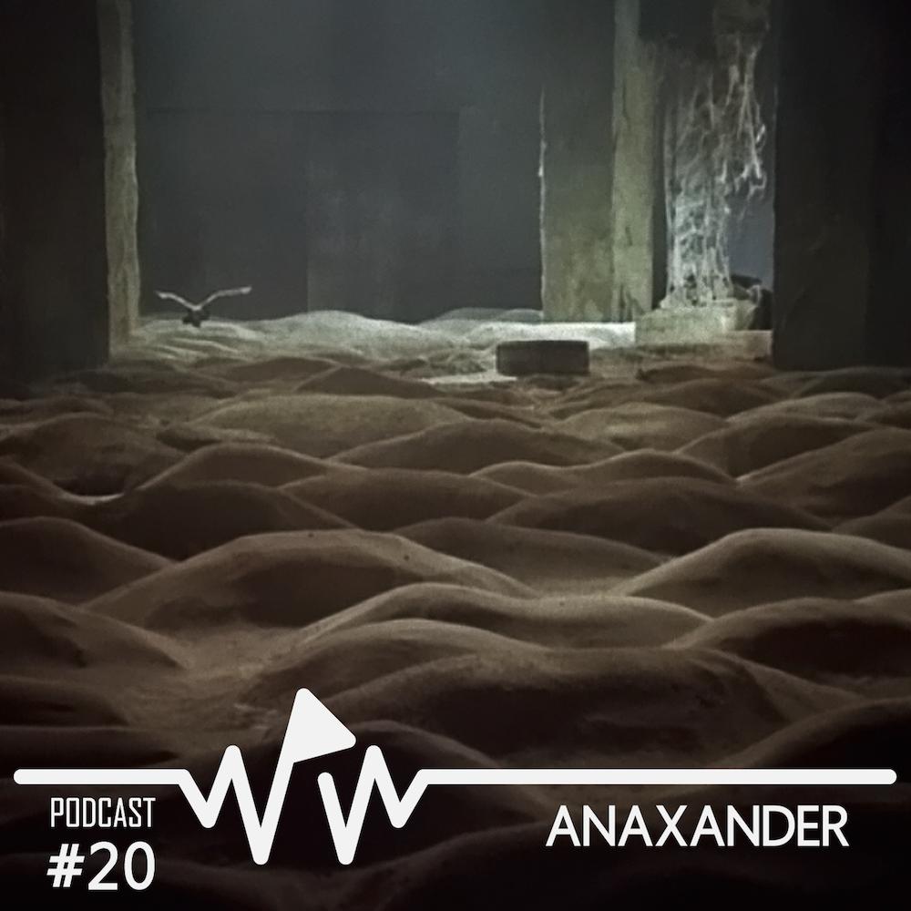 Anaxander - We Play Wax Podcast #20.png