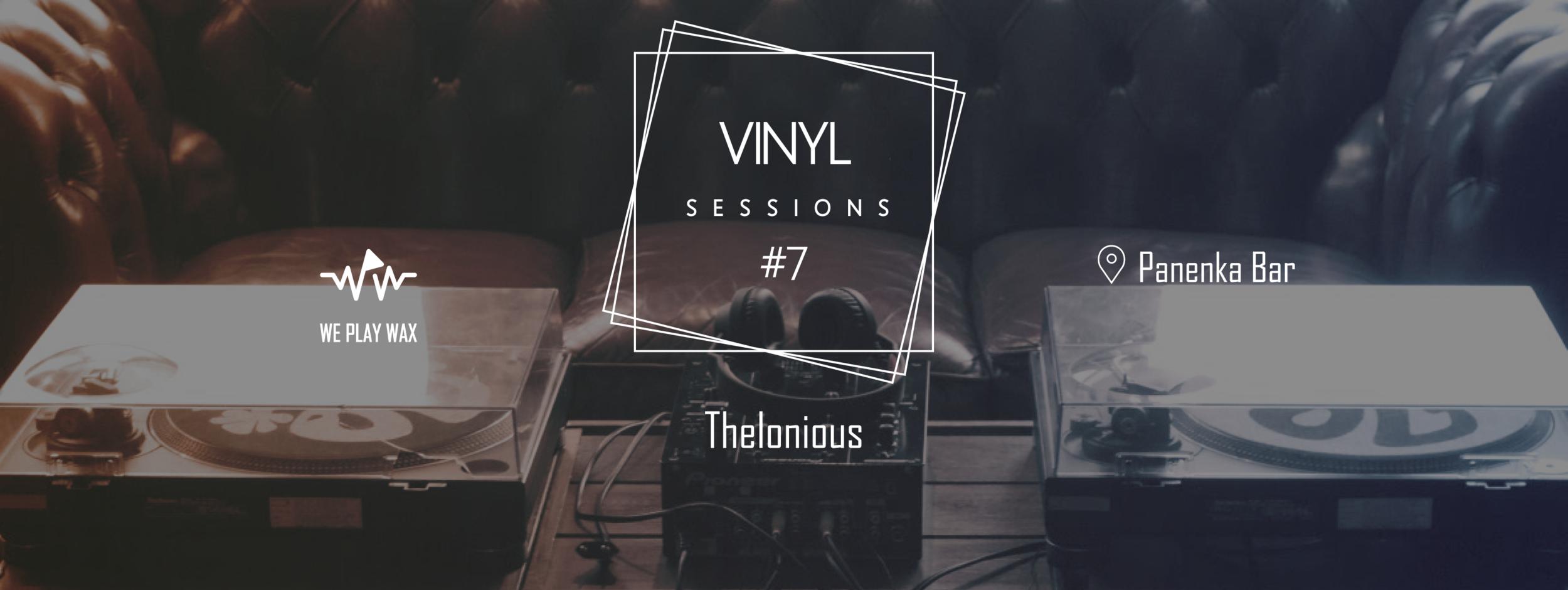 Vinyl Sessions #07 - Thelonious
