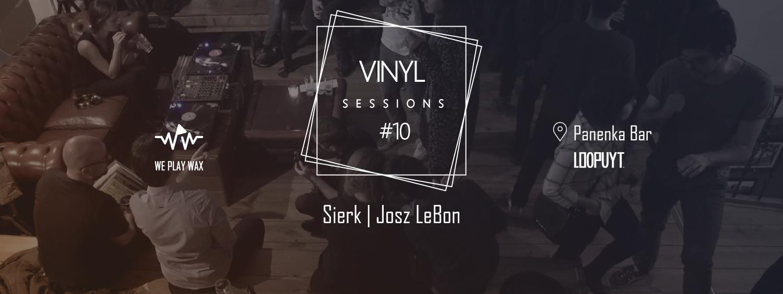 Vinyl Sessions #10 - Sierk and Josz LeBon