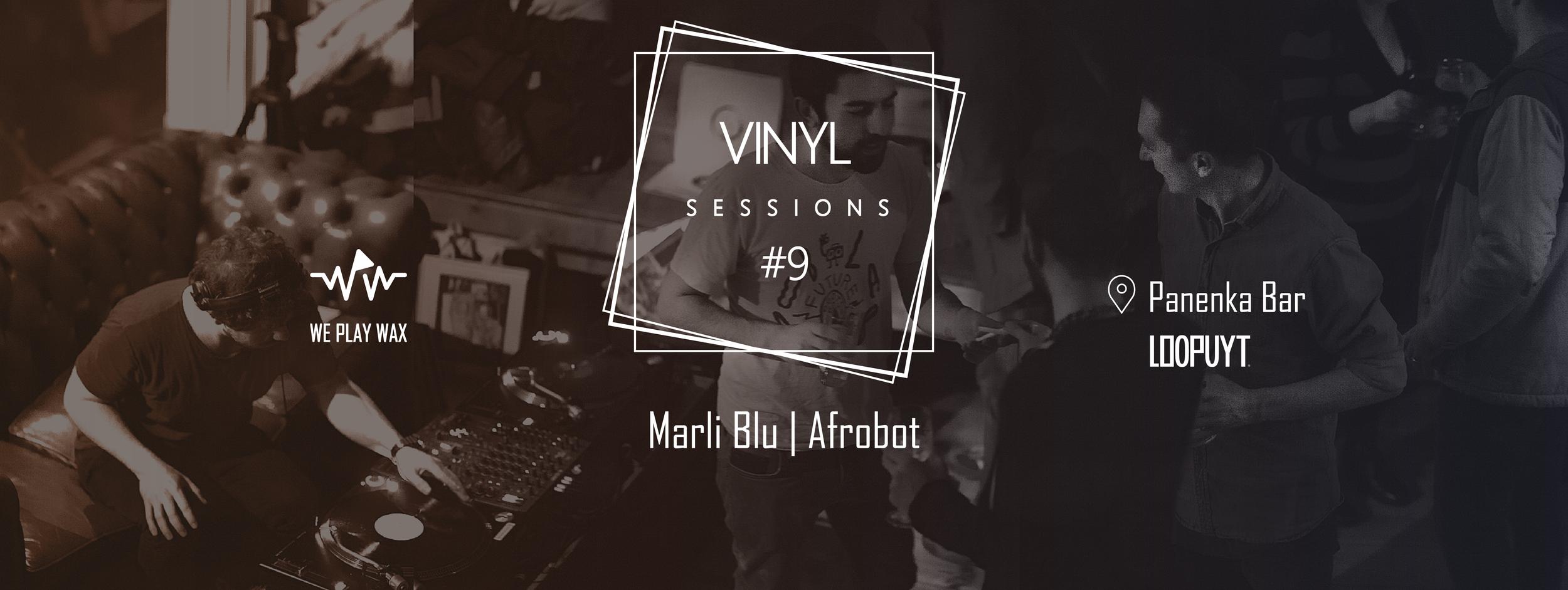 Vinyl Sessions #09 - Marli Blu and Afrobot
