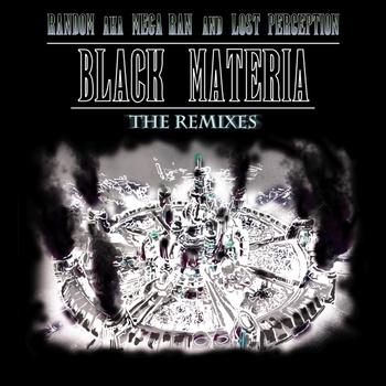 Mega Ran_Black Materia