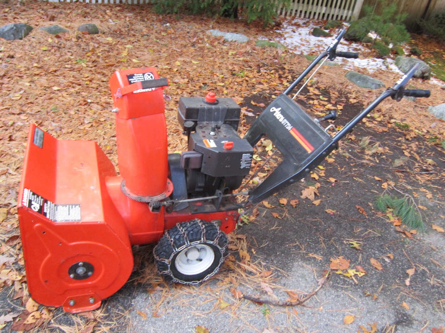 Article 17: A Brief History of Ariens Mid-Sized Snow Blowers