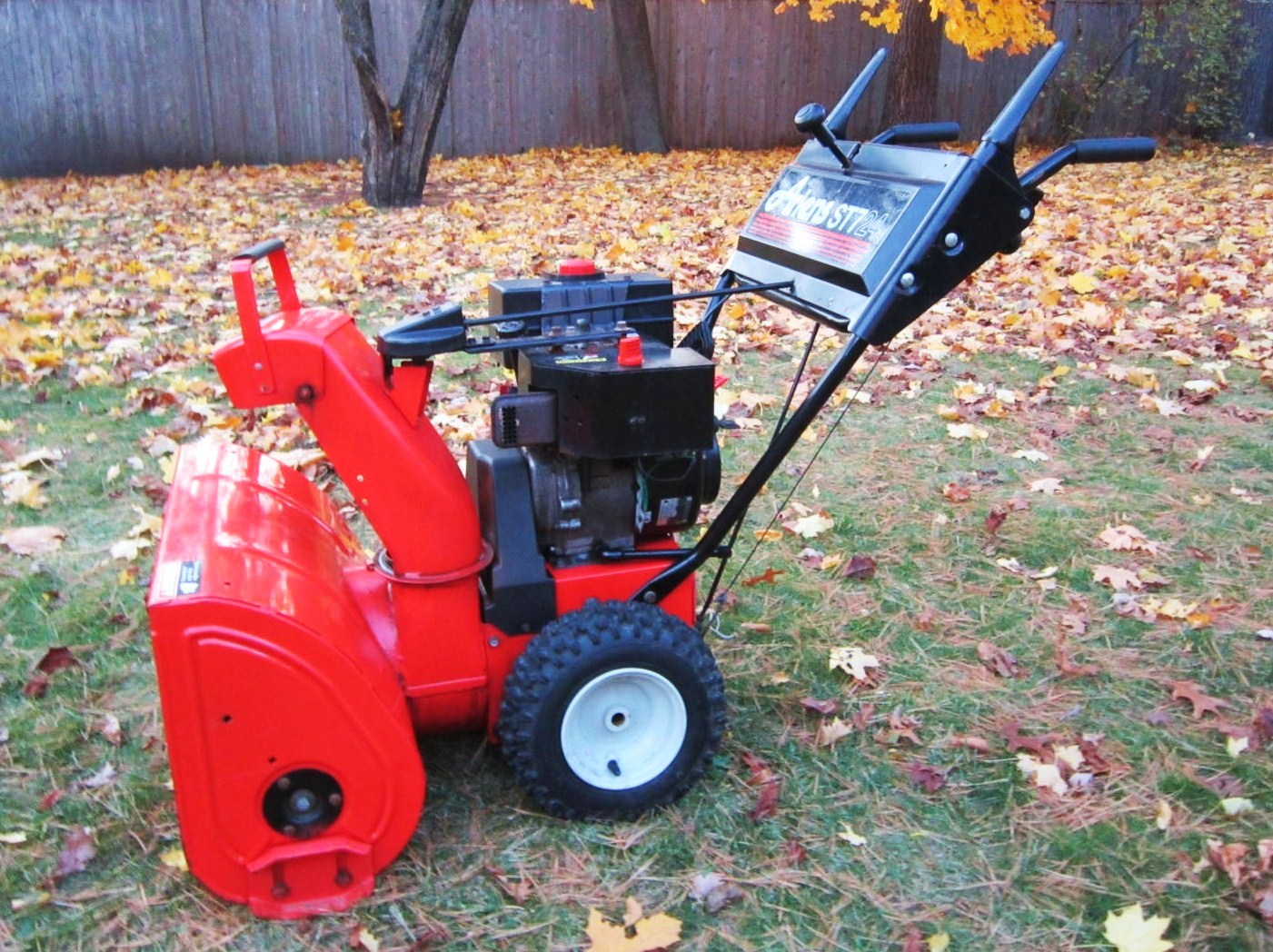 Article 17 A Brief History Of Ariens Mid Sized Snow Blowers