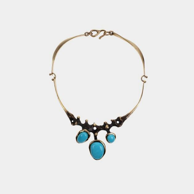 Lisa-Eisner-Turquoise-Necklace-Maison-Mittweg
