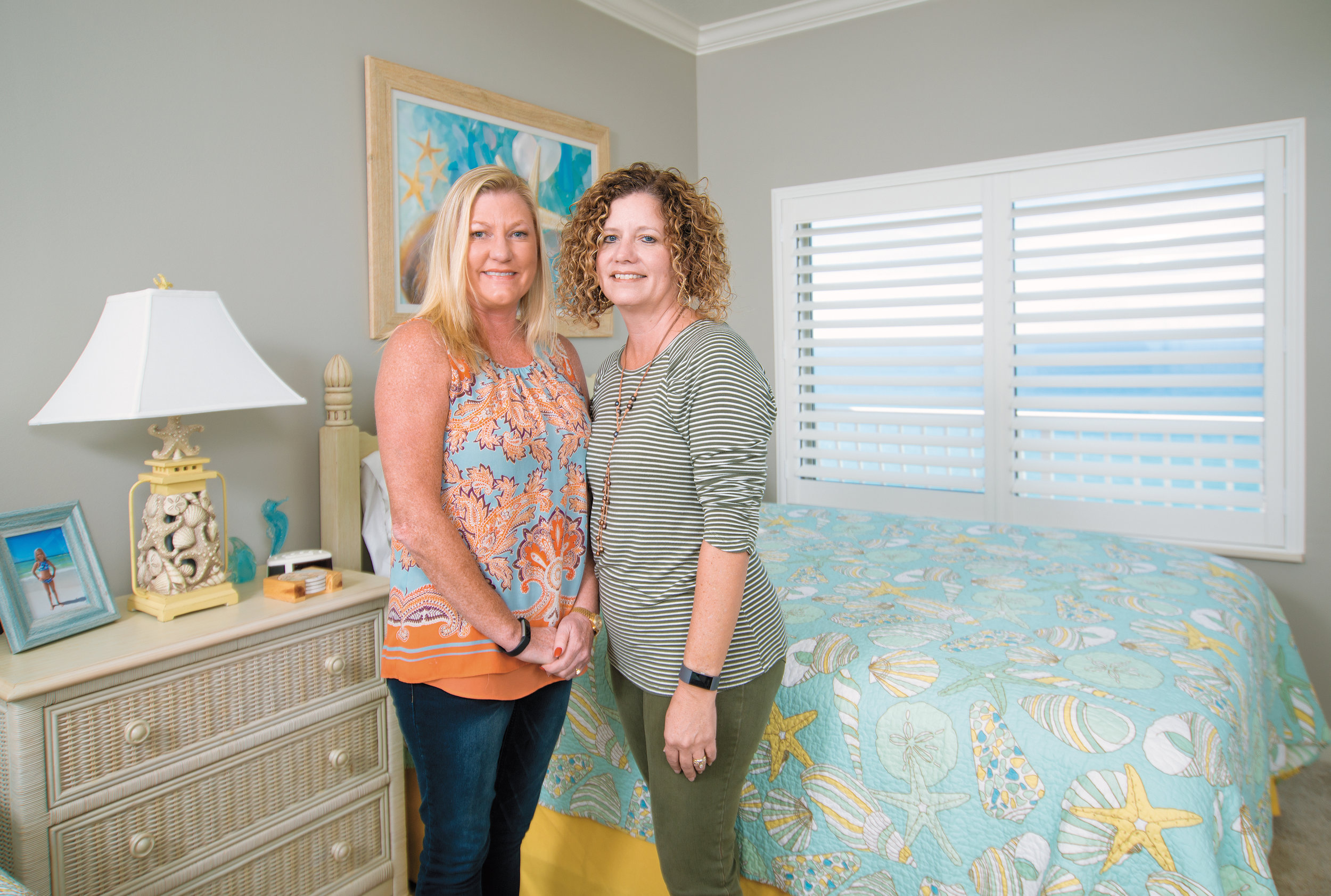 Decorating the Beach - Lyn Donalson, Owner & Design ConsultantTracy Tarter, Design Consultant