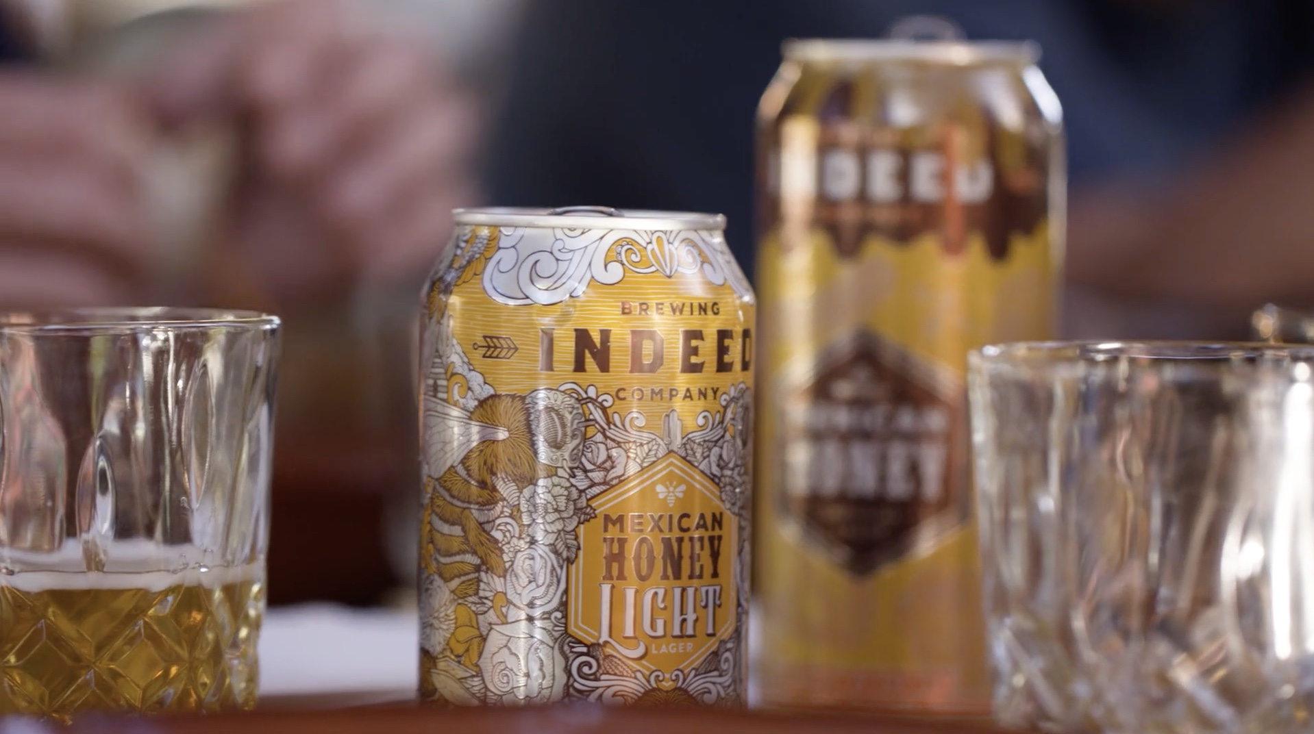 Indeed Brewing Company - Family Dinner