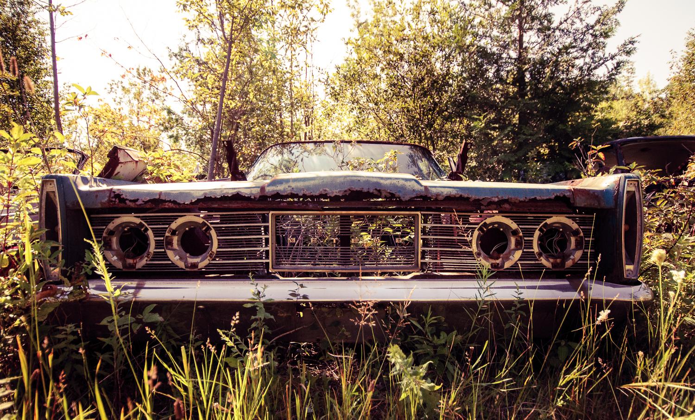 McLeans Car