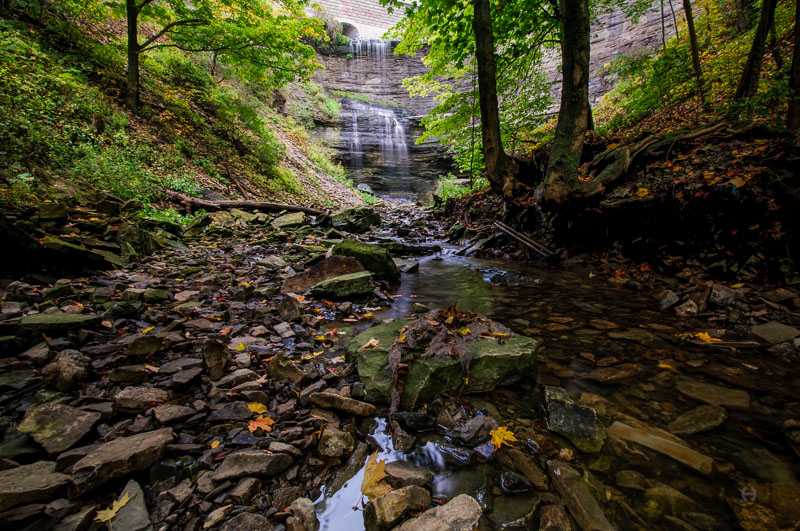 Buttermilk Falls, Hamilton