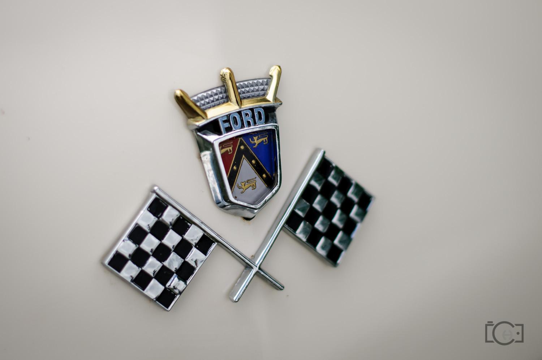 Classic Ford logo again!