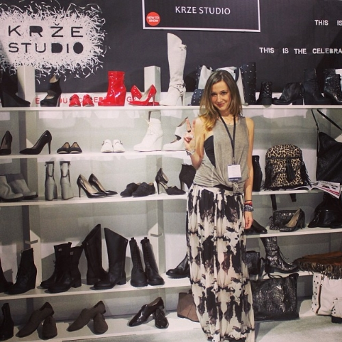 Krže Studio is a Los Angeles based design studio specializing in approaching century modern footwear and accessories.