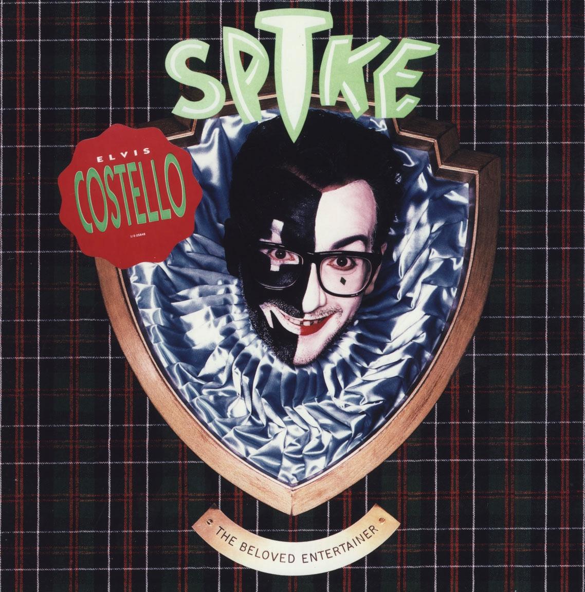 Elvis Costello Spike (the Beloved Entertainer)