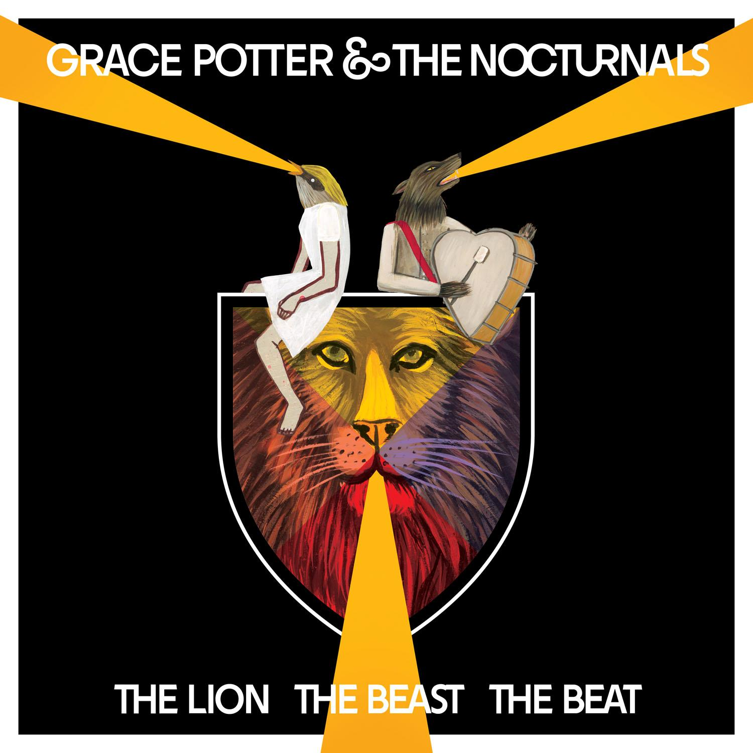 GPN - The Lion The Beast The Beat - Cover Art.JPG