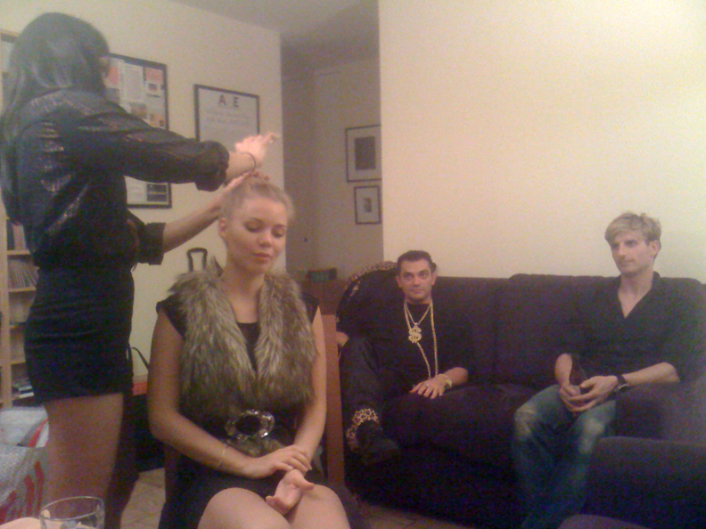 pimpin-CD shoot-behind the scenes